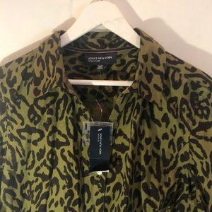 Jones New York NWT cotton blouse XL